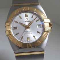 Omega Constellation Double Eagle 42mm Silber Deutschland, Bad Abbach