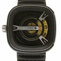 Sevenfriday Steel 47mm Automatic M2-01 new United States of America, Florida, 33132