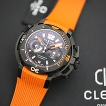 Clerc Hydroscaph L.E. Central Chronograph CHY-585 New Steel Automatic