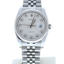 Rolex 116234 Silver 2010 Datejust 36mm pre-owned United States of America, Florida, MIami