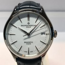 Baume & Mercier Clifton new 2019 Automatic Watch with original box and original papers M0A10398