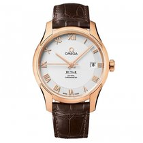 Omega De Ville Co-Axial 431.53.41.21.02.001 new