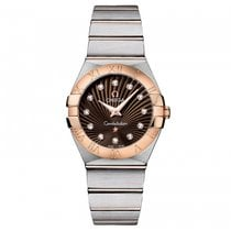 Omega Constellation Quartz 123.20.27.60.63.001 новые