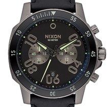 Nixon Acero 44mm Cuarzo A940 2305 nuevo