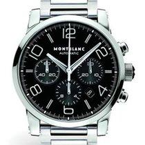 Montblanc Timewalker Steel 43mm Black
