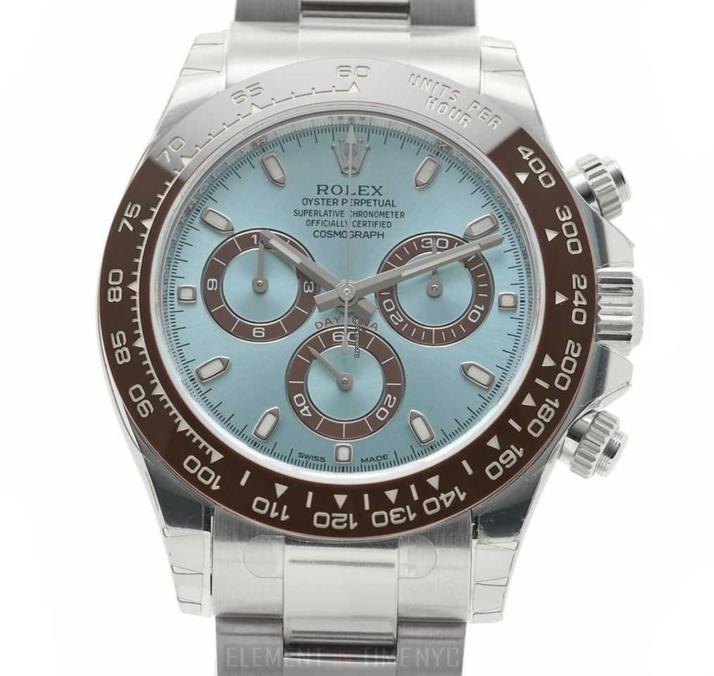24c218f6064 Rolex Daytona Platinum - all prices for Rolex Daytona Platinum watches on  Chrono24