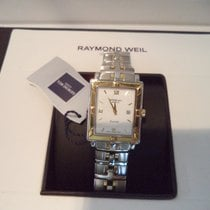Raymond Weil Parsifal Acero y oro 34,4mm Blanco Romanos España, Girona