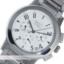 Zenith El Primero Port Royal V Chronograph Stahl 01/02.0451.400