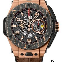 Hublot Rotgold Automatik 45mm neu Big Bang Ferrari