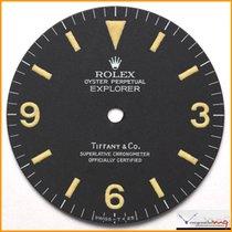 Rolex Dial Explorer I Tiffany Ref 1016  Rare  Stock #208-ORI