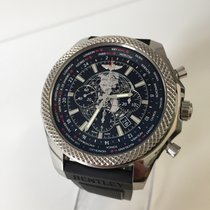 Breitling UNITIME  - Bentley - GMT - Like new - German delivery
