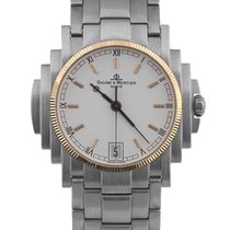 Baume & Mercier Capeland Ladies Stainless Steel Watch