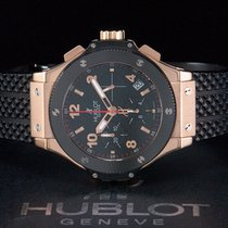 Hublot Big Bang 41 mm Roségold 750/Keramik Chronograph ...