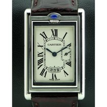 Cartier | Tank Basculante Stainless Steel, ref.2522