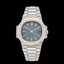 Patek Philippe Nautilus Stainless Steel Gents 3800/1A - W4396