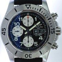 Breitling Mans Automatic Divers Chronograph Wristwatch...