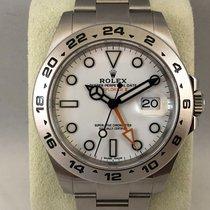 Rolex Explorer II 216570 ( LC100 )