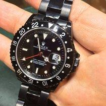 Rolex GMT-Master II 40mm Чёрный