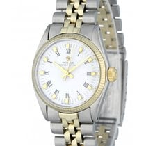 Rolex Oyster Perpetual 6751 Steel Yellow Gold 31mm