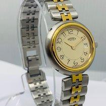 Hermès Clipper Stahl 24mm