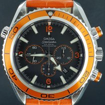 Omega Seamaster Planet Ocean Chronograph, Box&Papers 2006
