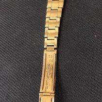 Rolex Bracelet/strap pre-owned 19mm Yellow gold Daytona
