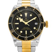 Tudor Watch Heritage Black Bay 79733N