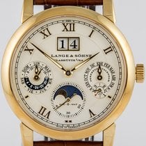 A. Lange & Söhne 310.021 Yellow gold 2009 Langematik Perpetual pre-owned