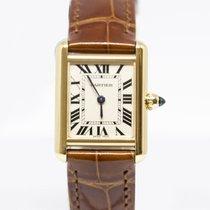 Cartier Tank Louis Cartier neu 29.5mm Gelbgold