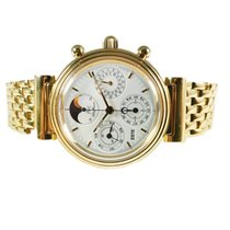IWC Da Vinci Perpetual Calendar Yellow gold 39mm White No numerals United States of America, California, La Jolla
