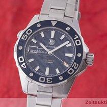 TAG Heuer Aquaracer 500M Acier 42.5mm Bleu