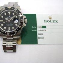 勞力士 rolex 116710LN 鋼 GMT-Master II 40mm