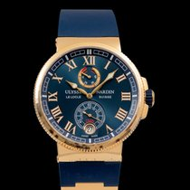 Ulysse Nardin Marine Chronometer Manufacture 43mm Blue United States of America, California, San Mateo