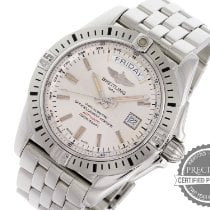 Breitling Galactic 44 Steel 44mm Silver No numerals United States of America, Pennsylvania, Willow Grove