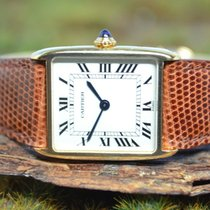Cartier Tank (submodel) 23mm White