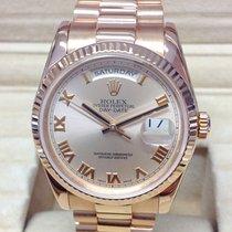 Rolex Day-Date 36 118235 2001 rabljen