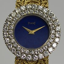Piaget Yellow gold 28.5mm Manual winding 9197 N 21 pre-owned