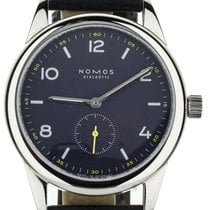 NOMOS Club Steel 39mm Black United States of America, Illinois, BUFFALO GROVE