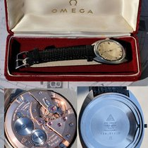 Omega Seamaster 136.017SP. Very good Steel 38mm Manual winding