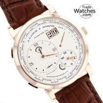 A. Lange & Söhne Lange 1 Yellow gold 42mm White Arabic numerals United States of America, Florida, North Miami Beach