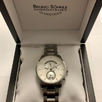 Bruno Söhnle Grandioso Steel 42,5mm White No numerals