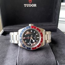 Tudor Black Bay GMT Steel 41mm Black No numerals United States of America, California, Sunnyvale