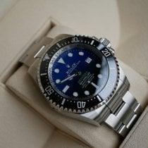 Rolex Sea-Dweller Deepsea nowość 2019 Automatyczny Zegarek z oryginalnym pudełkiem i oryginalnymi dokumentami 126660