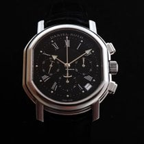 Daniel Roth Steel 38mm Automatic 247.X.10.161 pre-owned