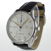 IWC Portuguese Chronograph IW371401 2001 folosit