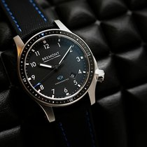Bremont Boeing new 2015 Automatic Watch only BB1-SS/BK