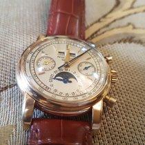 Patek Philippe Perpetual Calendar Chronograph 2499 Gold 1967...