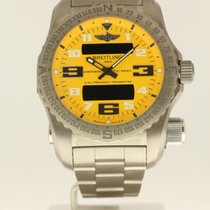 Breitling Emergency II from 12-2014 - LIKE NEW - complete with...