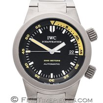 IWC Aquatimer Automatic 2000 new 2005 Automatic Watch with original box and original papers IW353803