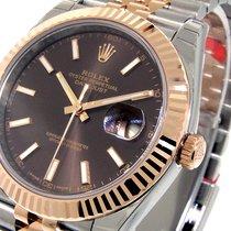 Rolex 126331 Datejust Ll 41 Mm Everose Pink Gold Jubilee...